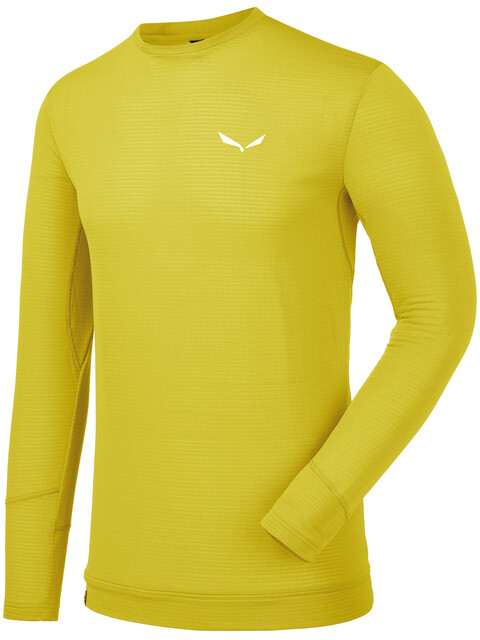 Salewa Pedroc PTC Miehet Pitkähihainen paita , keltainen